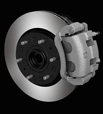 Frenos ABS/EBD GC6