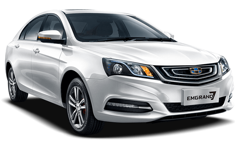 Geely emgrand 7 blanco - Geely Costa Rica