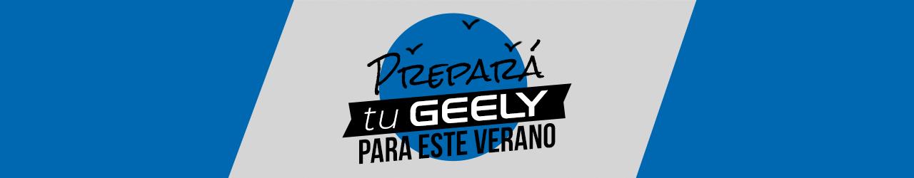 Prepará tu Geely para este verano -Geely Costa Rica