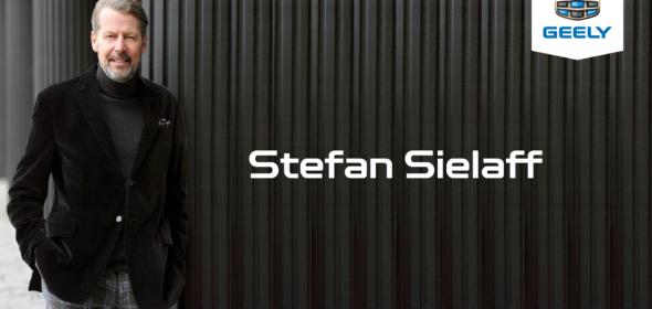 Stefan Sielaff Vicepresidente de diseńo Global en Geely