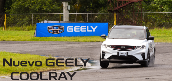 Geely Cool Ray Costa Rica
