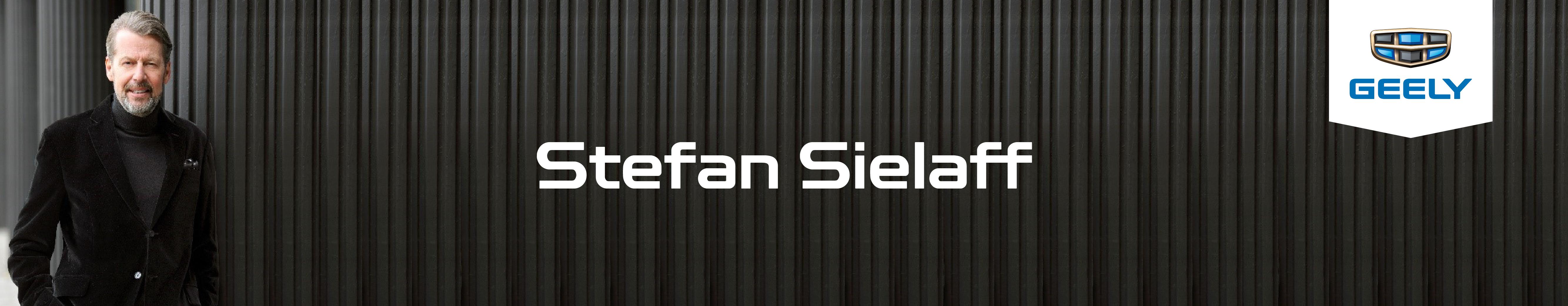 Stefan Sielaff Vicepresidente de diseño Global Geely